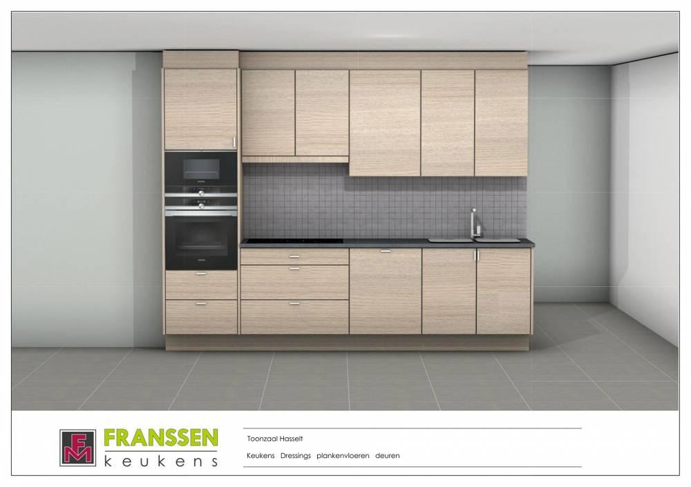 Franssen Keukens Design : Park leopold projecten franssen concepts